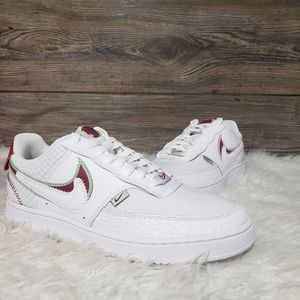New Nike Court Vision Low White Sneakers